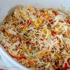 Kysané zelí - Spicy Crumbs Spicy, Ethnic Recipes, Food, Essen, Meals, Yemek, Eten