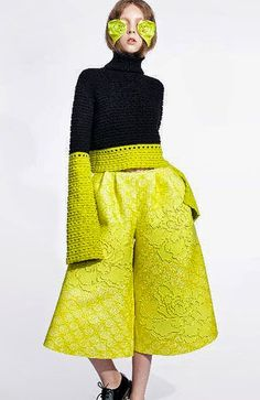 Young Chinese designer Ge Bai, MA womenswear  fashion graduate from London's Royal College of Art
