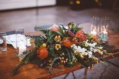 You'll Love Every Detail of This Tropical Eclectic Millwick Wedding