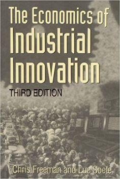The Economics of Industrial Innovation - 3rd Edition (EBOOK) FULL TEXT: http://search.ebscohost.com/login.aspx?direct=true&db=nlebk&AN=475424&site=ehost-live
