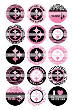 Our Pittsburgh Steelers Bottle Cap Images are perfect for creating your own unique Pittsburgh Steelers hair bows, necklaces, key chains, and more!    You will receive:  - 1 4x6 Inch Printable .JPEG Image  - 1 8x10 Inch Printable .JPEG Image    Files will be delivered via email within 24 ho...