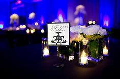 Chic City Hotel Wedding