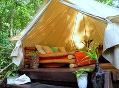 Palmar Tent LodgeBocas del Toro, Panama