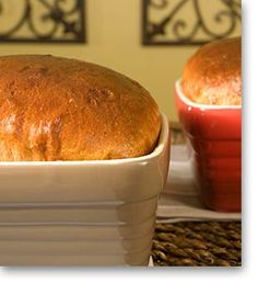 Homemade Bread Recipes- we use Grandma's Country White Bread Recipe. Easy and tastes great. We usually half the recipe and its enough for us for a week. Used and Approved