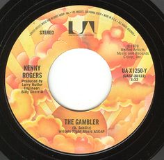 The Gambler...Kenny Rogers
