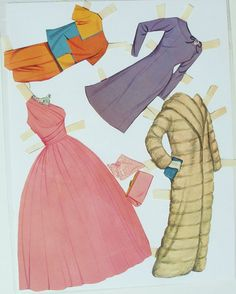 Vintage Lucille Ball Paper Doll 1964 Pre Cut w Orignal Cover | eBay * 1500 free paper dolls Arielle Gabriel's The International Paper Doll Society #QuanYin5 Twitter QuanYin5 Linked In #ArtrA *
