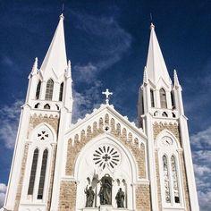 Catedral Sagrado Coração de Jesus, Petrolina Pernambuco ❤💒 #Catedrais