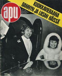 Dannyn häät 1972.