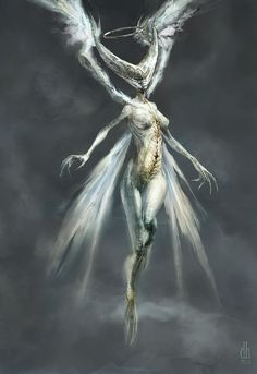 Virgo by Damon Hellandbrand | Creatures | 2D | CGSociety