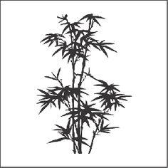Adesivo Decorativo de Parede Bambu 2