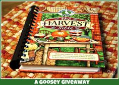 My Goosey Review of Gooseberry Patches The Harvest Table
