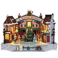 Lemax® Caddington Collection, A Christmas Carol Play