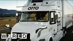 self driving truck - YouTube