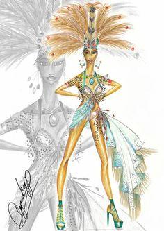 """""""Vegas Princesses """": Pocahontas"""