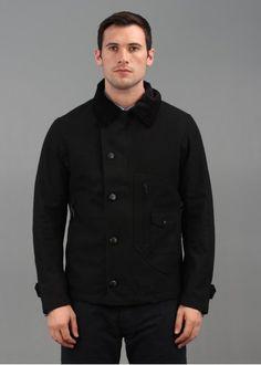 Nanamica Gore-Tex Rider Jacket Black