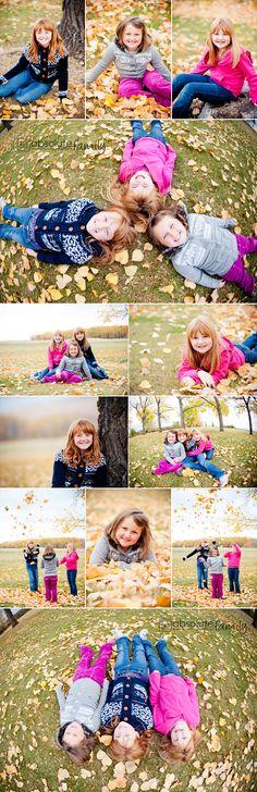 fun fall photo ideas..