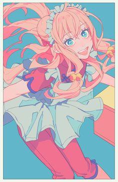 ついったとうらぶまとめ3 [9] Kunst Inspo, Art Inspo, Fantasy Character Design, Character Drawing, Art And Illustration, Pretty Art, Cute Art, Arte Cyberpunk, Another Anime