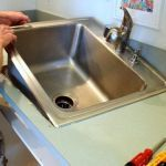 How to Remove a Ktchen Sink Rust