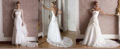 Erica Capobi  e Galvan Sposa - Vestidos de Noiva presentam uma nova coleção de vestidos de noiva.