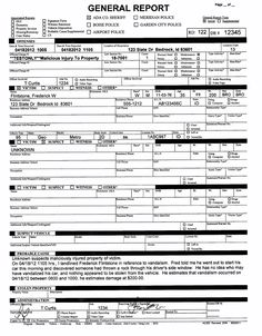 Crime report template free police officer resume templates http akasa. Job Resume, Sample Resume, Police File, Police Officer, Incident Report Form, Microsoft Word Free, Doctors Note, Legal Forms, Resume Words