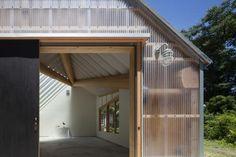 Light Sheds by FT Architects