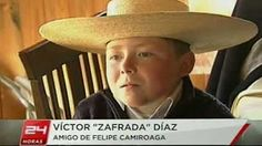 Víctor Díaz recordó a su amigo Felipe Camiroaga - 24 HORAS TVN 2011 - YouTube