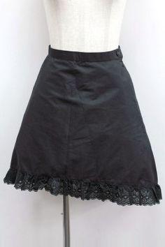 MIHO MATSUDA / asymmetric ruffled skirt (Mihomatsuda) 1,200 yen