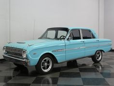 Old Vintage Cars, Antique Cars, My Dream Car, Dream Cars, Cool Old Cars, Nice Cars, 1960s Cars, Gas Monkey Garage, Ford Classic Cars