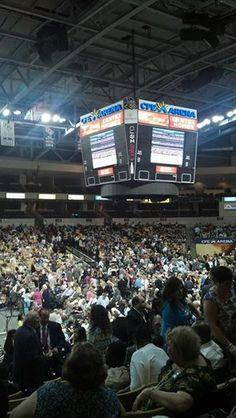Orlando, FL June 20-22, 2014. Over 6,000 in attendance.