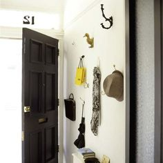 Gardarobe   Wandhaken   Wohnaccessoires   Interior Design
