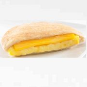 Sandwich Bros egg and cheese sandwich - a filling breakfast option!