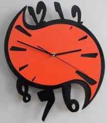 como hacer relojes de pared artesanales - Buscar con Google