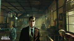 Sherlock Holmes Game Of Shadows HD Wallpapers Backgrounds