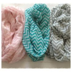Women's Chevron Scarf-Free Shipping!  Only $10.99!