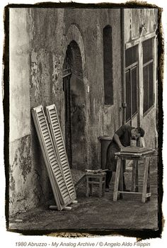 1980 Abruzzo-Italy (My Analog Archive-La Macchina del Tempo)