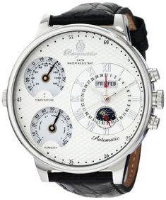 Burgmeister Men's BM309-113 Montana Automatic Watch - http://watchesntime.com/burgmeister-men-s-bm309-113-montana-automatic-watch/
