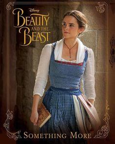 New Promotional Picture of Emma Watson as 'Belle' in Beauty and the Beast (2017):