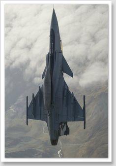 Military Power Review - Projeto FX - Gripen