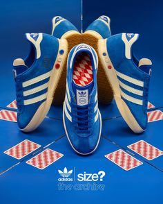 """3ad08398c41 Gary Watson on Instagram  """"Recent work with  nathandamour shot at   viewstudios - the  sizeofficial exclusive archive  adidasoriginals Kegler  Super  Beer  ..."""