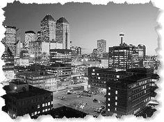 Calgary, AB, Canada (home) Concert Hall, Willis Tower, Calgary, Music Artists, Touring, New York Skyline, Abs, Canada, Building