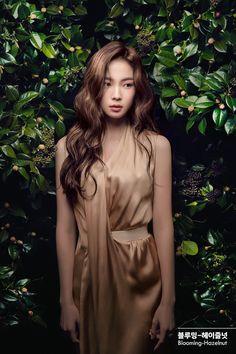 Amos Professional Naver blog update with #YoonSoHee