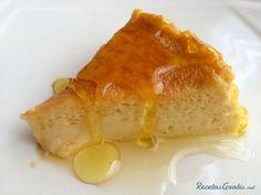 Aprende a preparar flan de naranja con esta rica y fácil receta.  El flan es un postre tradicional elaborado a base de huevos, leche y azúcar con caramelo en la base...