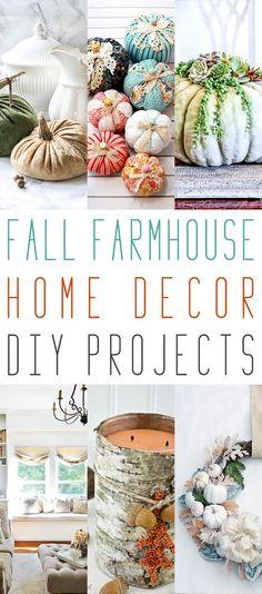 10 Fall Farmhouse Ho