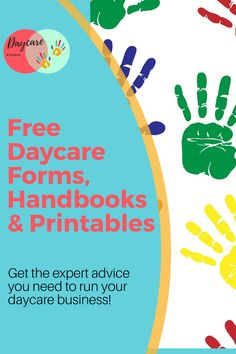 Want to easily create child care forms without spending hours and days trying to write it all yourself? Instantly Download Complete, State Approved Forms, Signs, Flyers, & Handbooks For Your Center! Daycare Contract, Daycare Forms, Daycare Menu, Home Daycare, Parent Handbook, Starting A Daycare, Menu Flyer, Child Care, Flyer Template