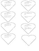 Valentine's Day Scavenger Hunt (printable) @ Activity Mom      This year I'm going to give B a Valentine's Day Scavenger Hunt that will lead him to his Valentine's treats. I tried to make clues that would lead to general spots in the home so that it would be easy to print and use. I also included a blank heart if you want to change or add to any of the clues. Enjoy!
