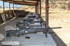 Bullseye from 1,000 yards: Shooting the $ 17,000 Linux-powered rifle  ARM CPUs, lasers, and Wi-Fi make firing this weapon an experience like no other.