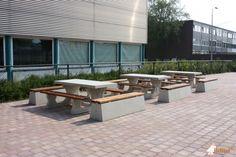 Picknickset DeLuxe Combi16 bij Brede School Geeren Noord in Breda