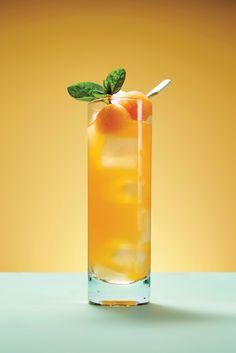 Cantaloupe-Mint Agua Fresca Recipe