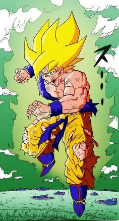 Goku Manga, Manga Dragon, Akira, Dragon Ball Z, Goku Pics, Pokemon Dragon, Batman Poster, Anime Scenery Wallpaper, Fan Art