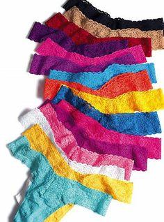 6tavenida.com Colores Basico Ropa-interior-Victorias-Secret